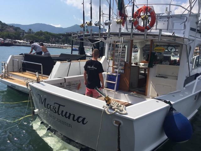 barca da pesca mastuna