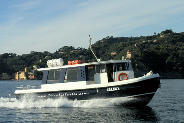 imbarcazione maxi boat