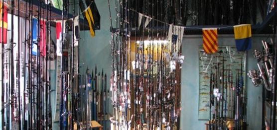 canne da pesca, casa del pescatore genova